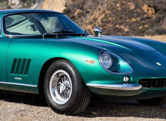 'Ultimate sports car list' to be offered by Gooding in Scottsdale