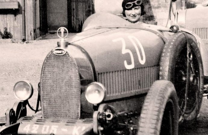 Arizona Concours seminar to focus on famed women in racing