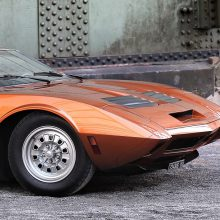 Pebble Beach-winning AMC supercar heading to Gooding auction