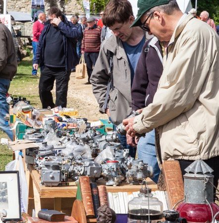 Beaulieu will do 'pop-up' autojumble at classic car show
