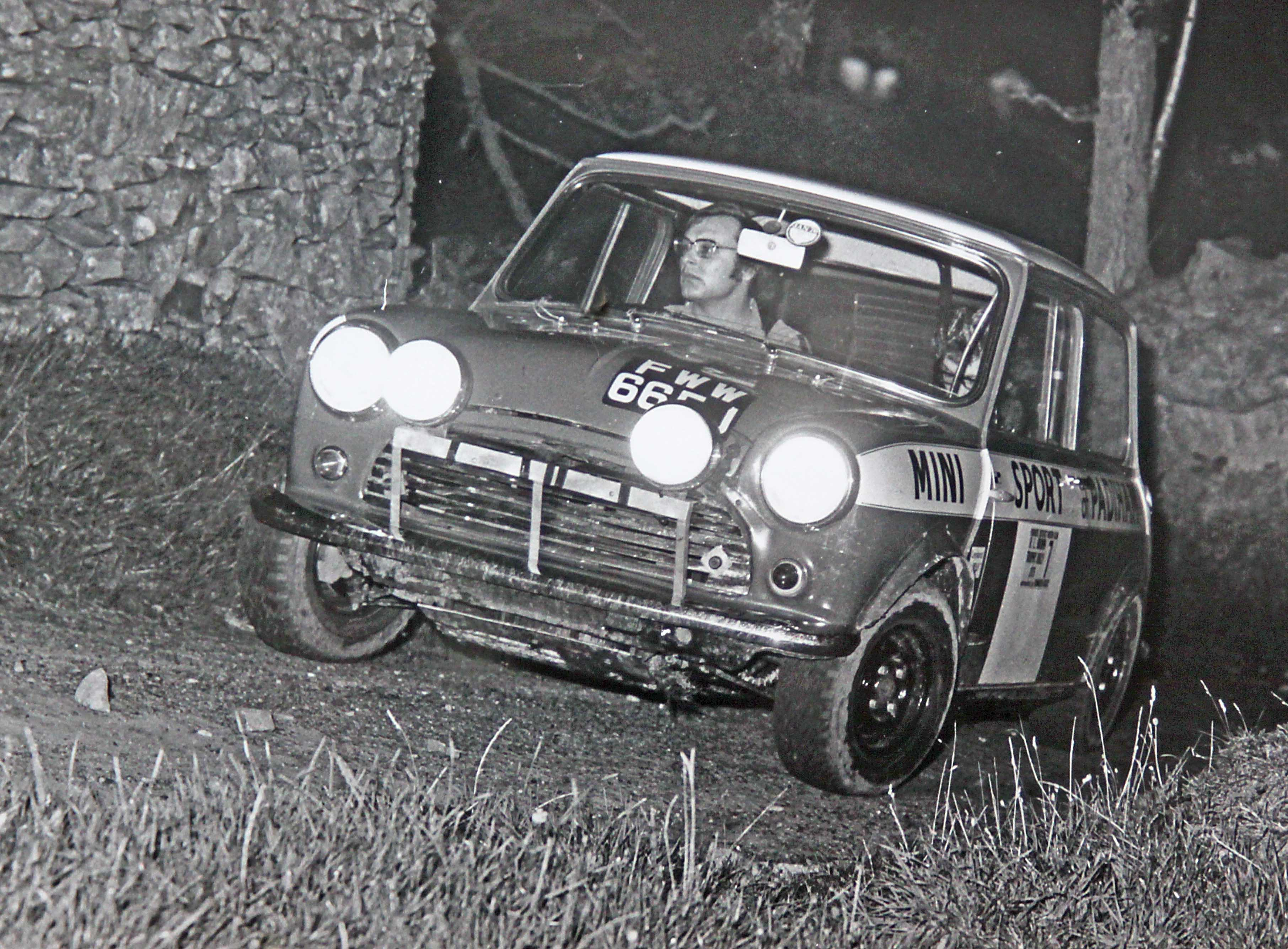 Historic rally group celebrates 30th anniversary - ClassicCars.com ...