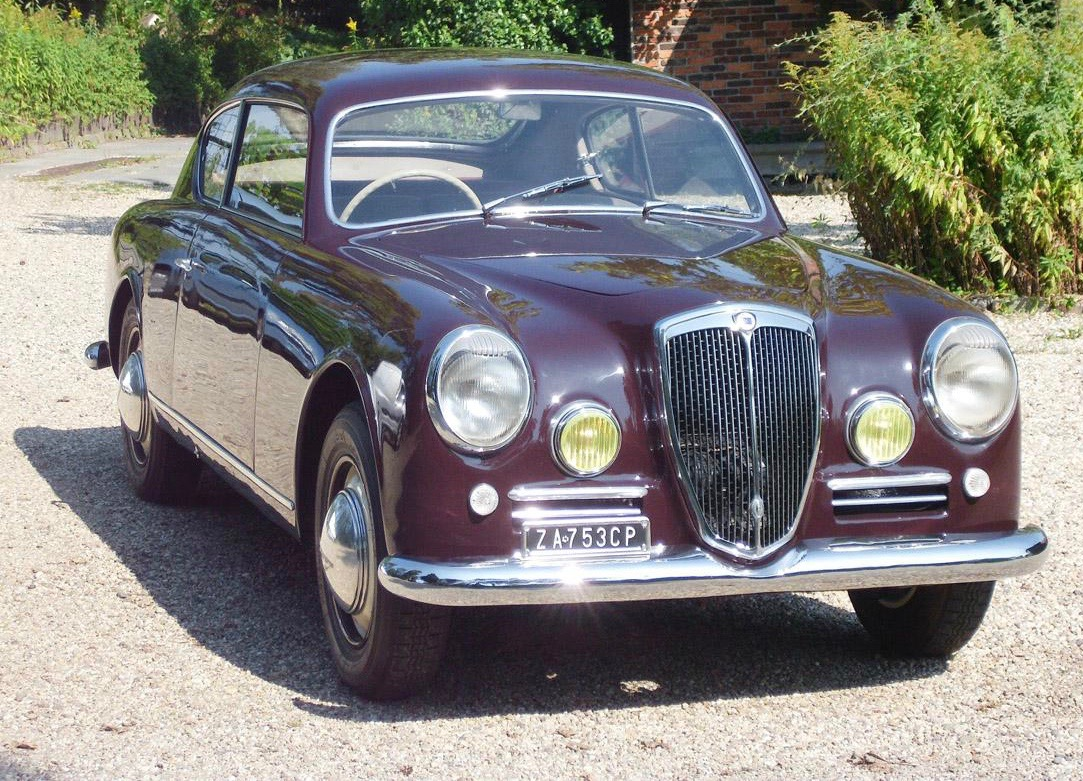1952 Lancia Aurelia among featured cars at Interclassics