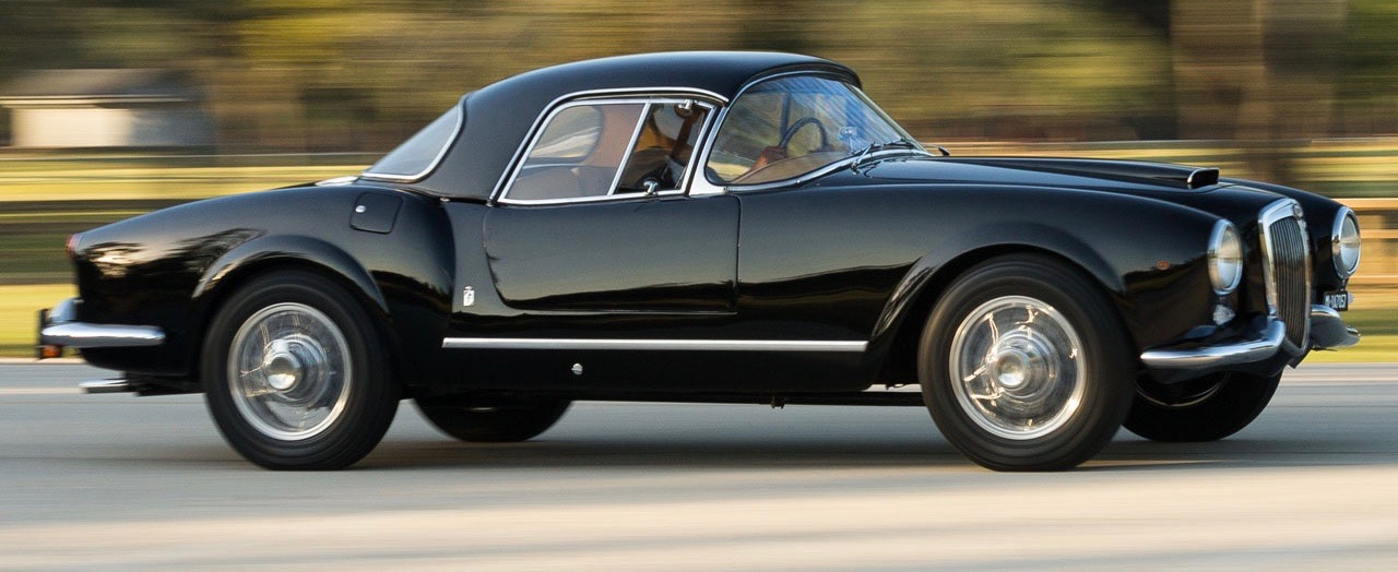 Lancia Aurelia B24S Spider America expected to sell for more than $1 million | Worldwide Auctioneers photos
