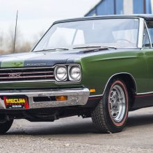 Mecum opens Kissimmee with muscle-flexing weekend