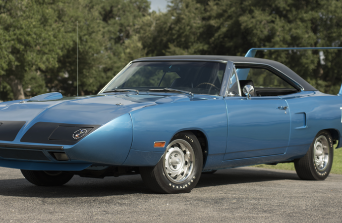 Countdown to Barrett-Jackson Scottsdale 2017: 1970 Plymouth Superbird