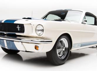 Countdown to Barrett-Jackson Scottsdale 2017: 1965 Shelby GT350