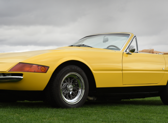 Countdown to Barrett-Jackson Scottsdale 2017: 1971 Ferrari 365 GTB/4 Daytona Spider conversion
