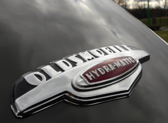 Driven: 1942 Oldsmobile Custom Cruiser Club Sedan