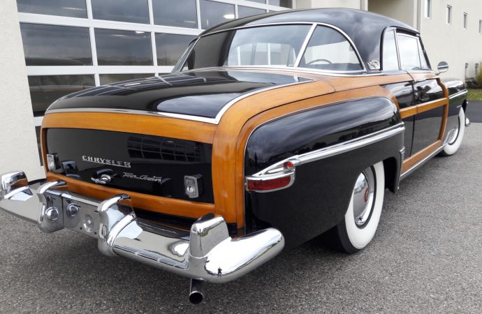 Driven: 1950 Chrysler Town & Country Newport