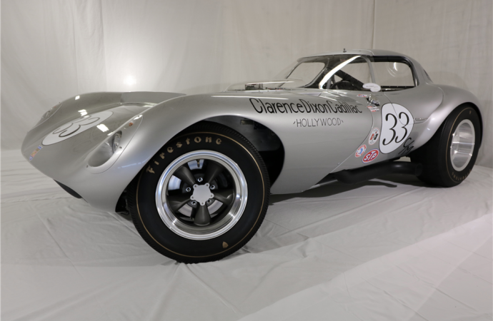 Countdown to Barrett-Jackson Scottsdale 2017: 1964 Cheetah