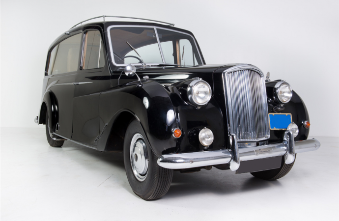 Countdown to Barrett-Jackson Scottsdale 2017: John Lennon's 1956 Austin Princess