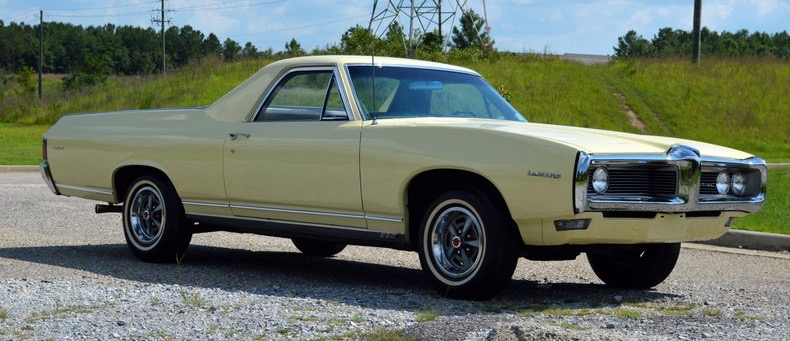 Pontiac built one-off pickup for division's president | Leake Auctions photos