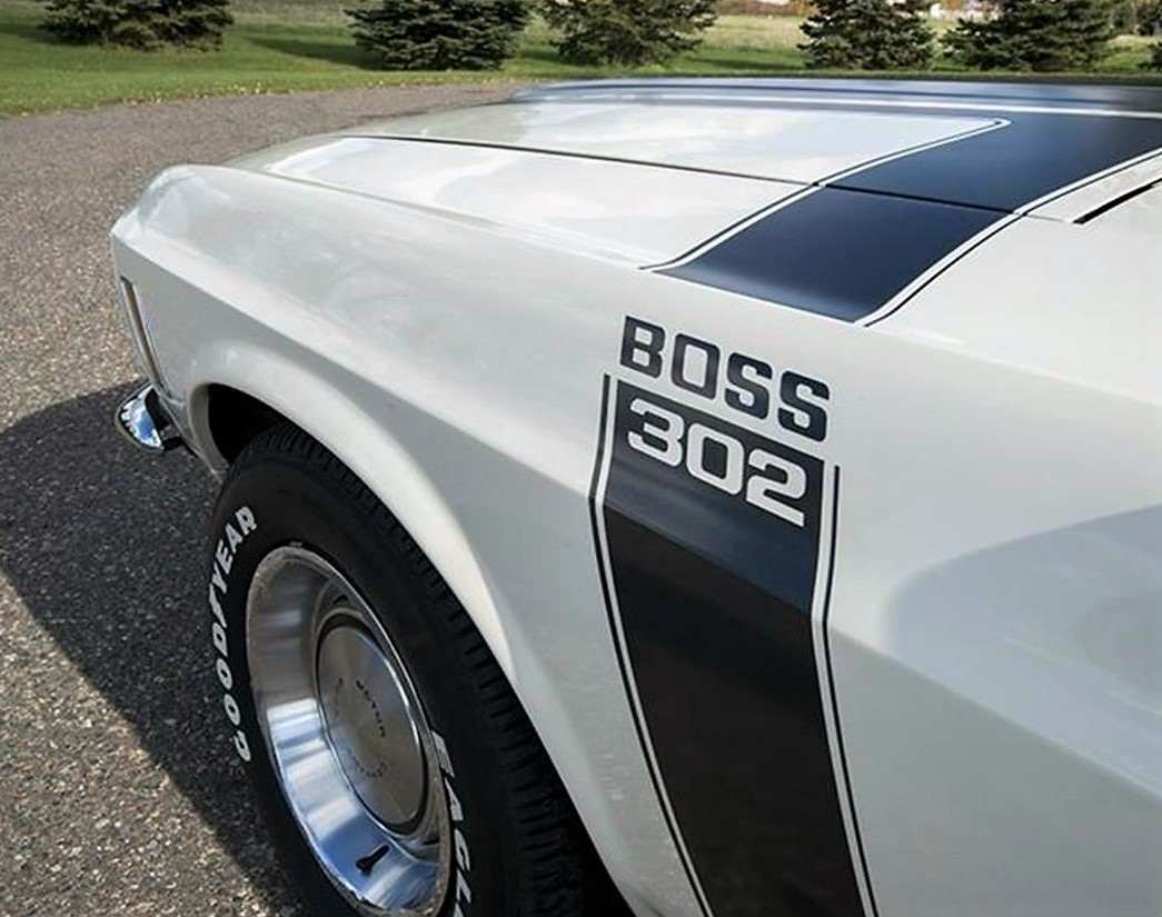 1970 Ford Mustang Boss 302 Fastback Classiccars Com Journal