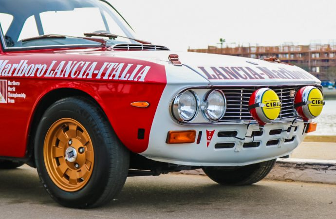 1971 Lancia Fulvia