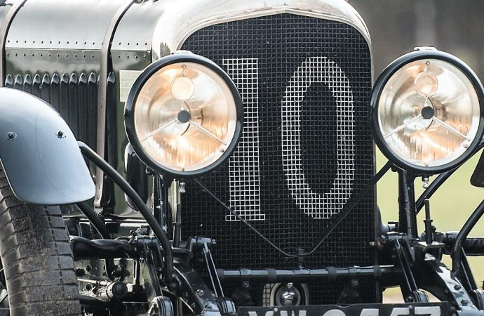Big Bentley 'Bobtail' racer set for RM Sotheby's Florida auction