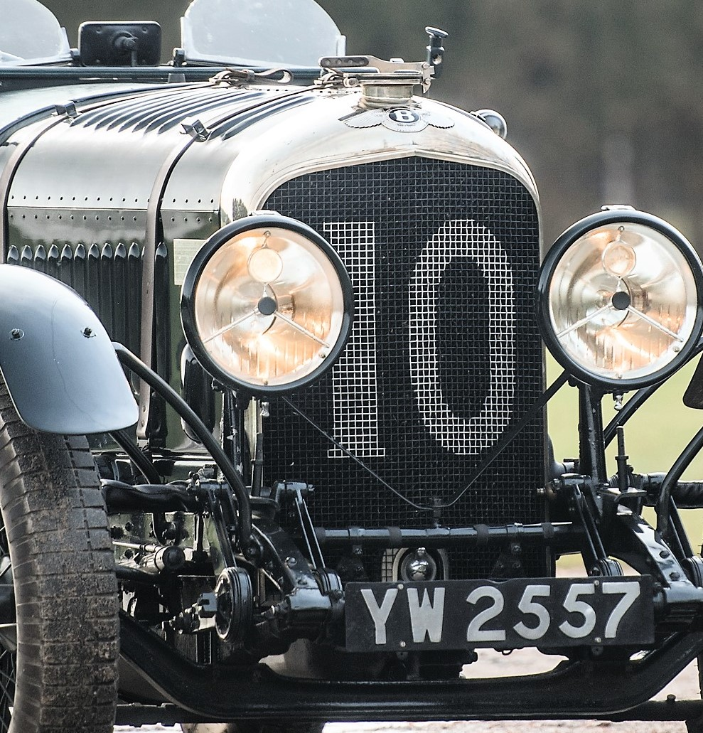 Big Bentley 'Bobtail' Racer Set For RM Sotheby's Florida