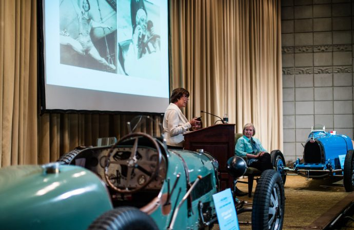 Pioneering women in racing featured at Arizona Concours