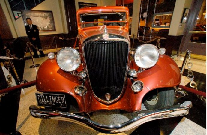 Alcatraz East Crime Museum opens with notorious cars