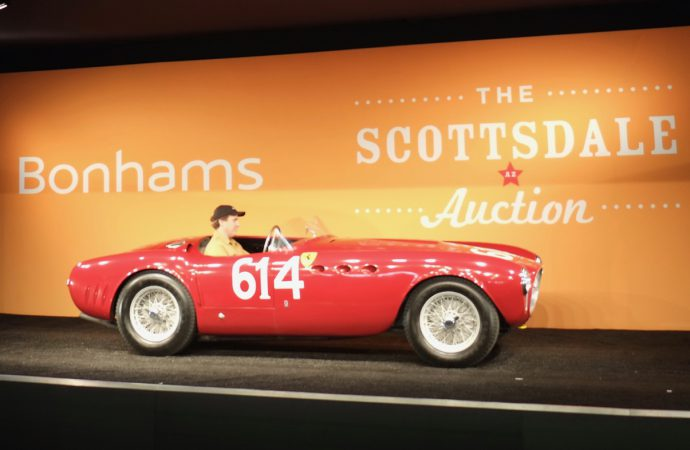 Bids and buys strong as Arizona auctions build toward weekend