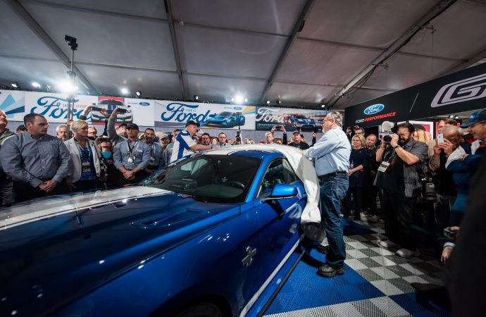Shelby American unveils 50th anniversary Super Snake