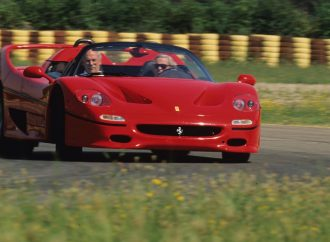 Driven: Ferrari F50, and my continuing education