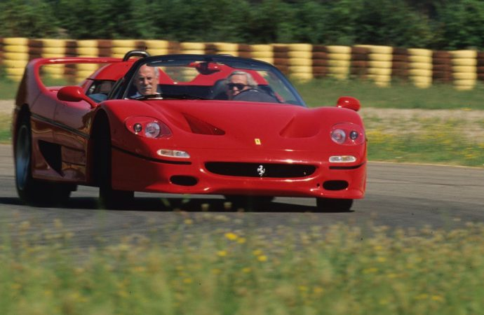 Driven: Ferrari F50, and my continuing education
