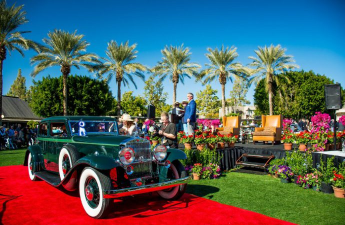 ClassicCars.com to present award at 2017 Arizona Concours