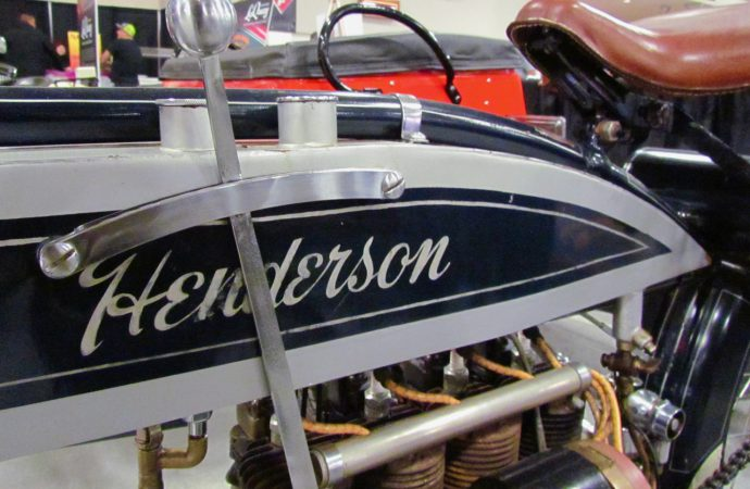 Car collectors uncover the secret of Henderson motorcycles