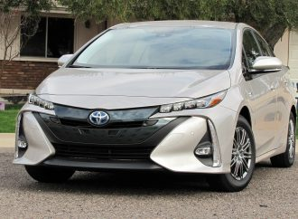 Driven: 2017 Toyota Prius Prime plug-in hybrid