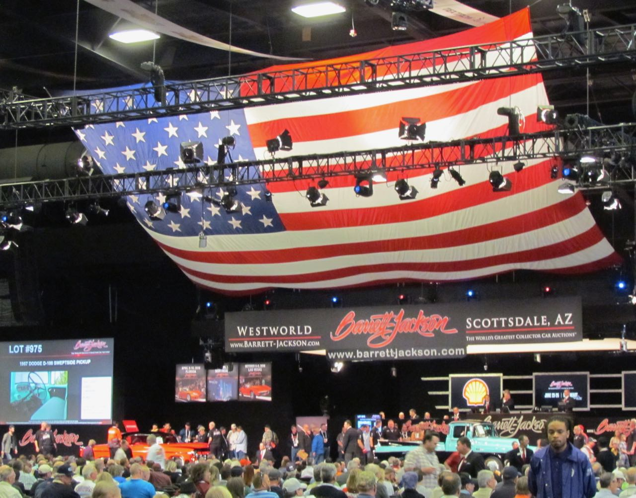 Your Complete Arizona Car Week Show And Auction Schedule - Westworld scottsdale car show