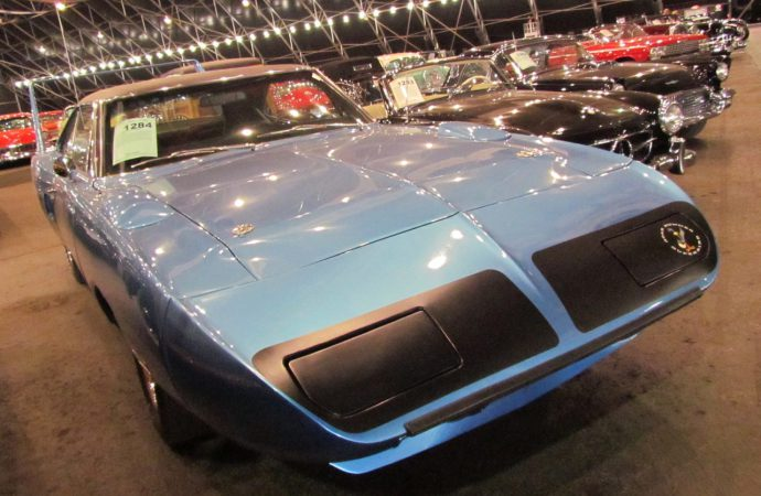 Live, from Scottsdale, it's Barrett-Jackson: Auction celebrating 20th anniversary of live television