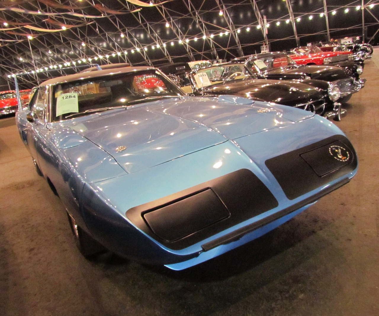 Live, From Scottsdale, It's Barrett-Jackson: Auction