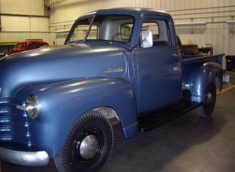 My Classic Car: Chase's 1947 Chevrolet Thriftmaster pickup