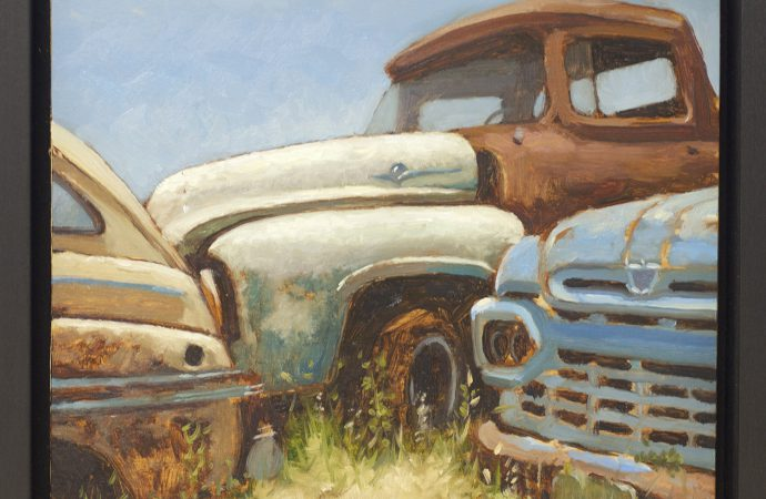 Artists explore the car and its role in American culture