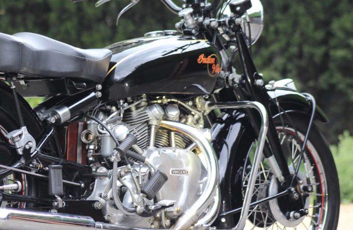 It's Vegas Bike Week with Mecum, Bonham auctions