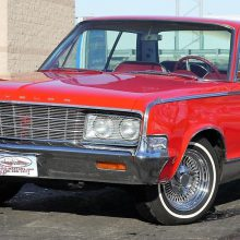 1965 Chrysler New Yorker 2-door hardtop