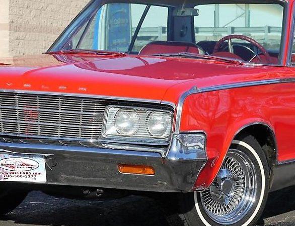 1965 Chrysler New Yorker 2-door hardtop
