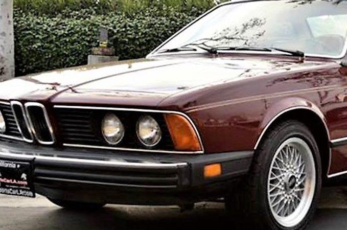 1977 BMW 630 CSI