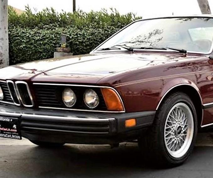 BMW CSI ClassicCarscom Journal - 1977 bmw