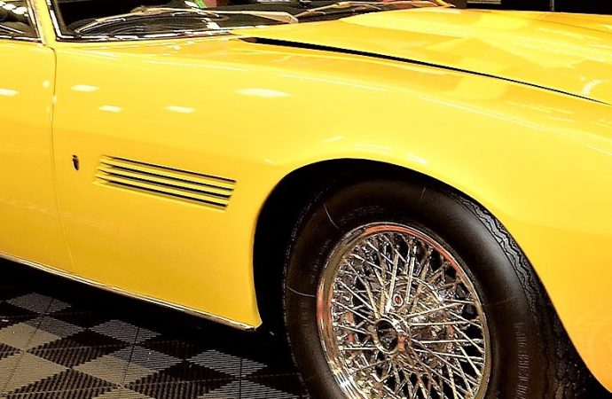 Maserati Ghibli heads Mecum's flagship sale in Florida