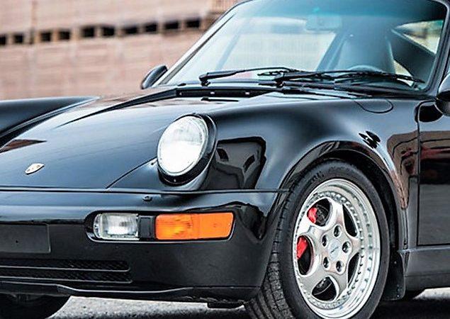 Top Porsche models at no reserve in RM Sotheby's Paris auction