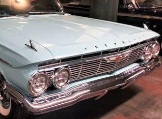 1961 Chevrolet Impala SS hardtop