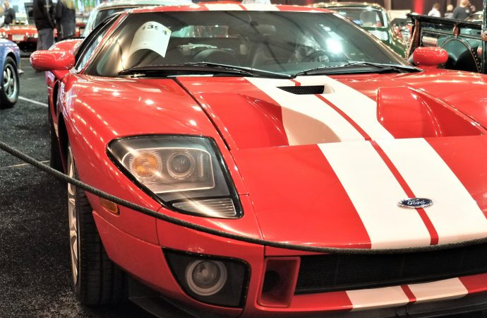 What Andy likes at Barrett-Jackson's Scottsdale auction