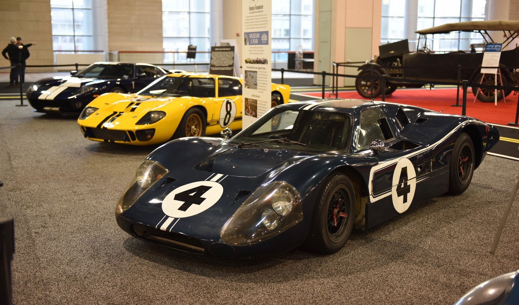 Simeone adds classics to philly s new car show