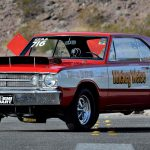 A 1968 Dodge Dart LO23 Super Stock drag racer is one of the auction headliners | Mecum Auctions photos