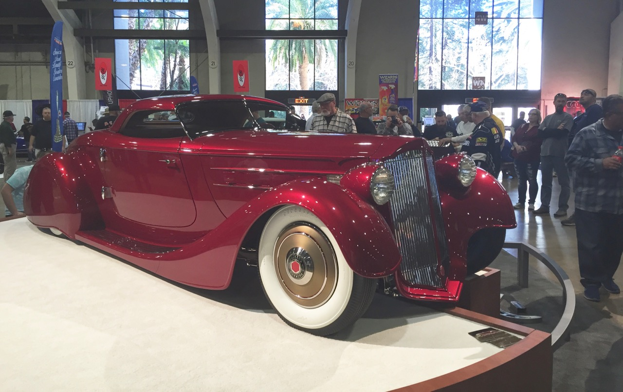 Pilgrimage To The Grand National Roadster Show ClassicCarscom Journal - Oakland car show