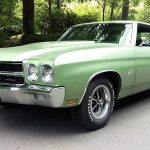 The Chevrolet Chevelle SS 454 is said to be a well-preserved, all-original muscle car
