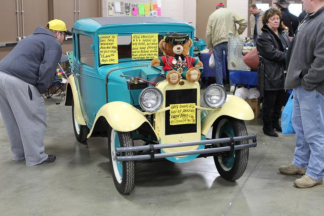 Allentown Fairgrounds Car Show
