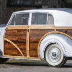 1949 Bentley MkVI Countryman Woodie