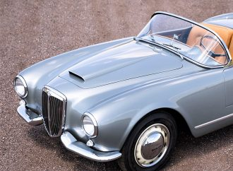 Aston Martins, Lancia Spider star at Gooding Amelia Island sale